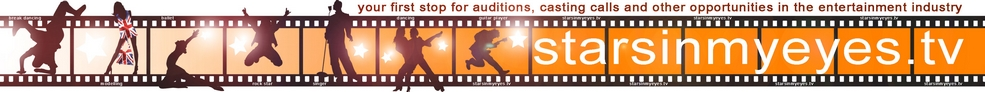 StarsInMyEyes.TV - your first stop for acting auditions, film extras, casting calls and other opportunities in the entertainment industry